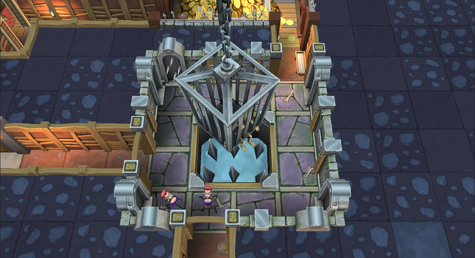 EA CEO Wilson: Dungeon Keeper Mobile Was 'A Shame'