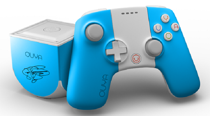 Special Edition Ouya Added To Reading Rainbow Kickstarter Rewards