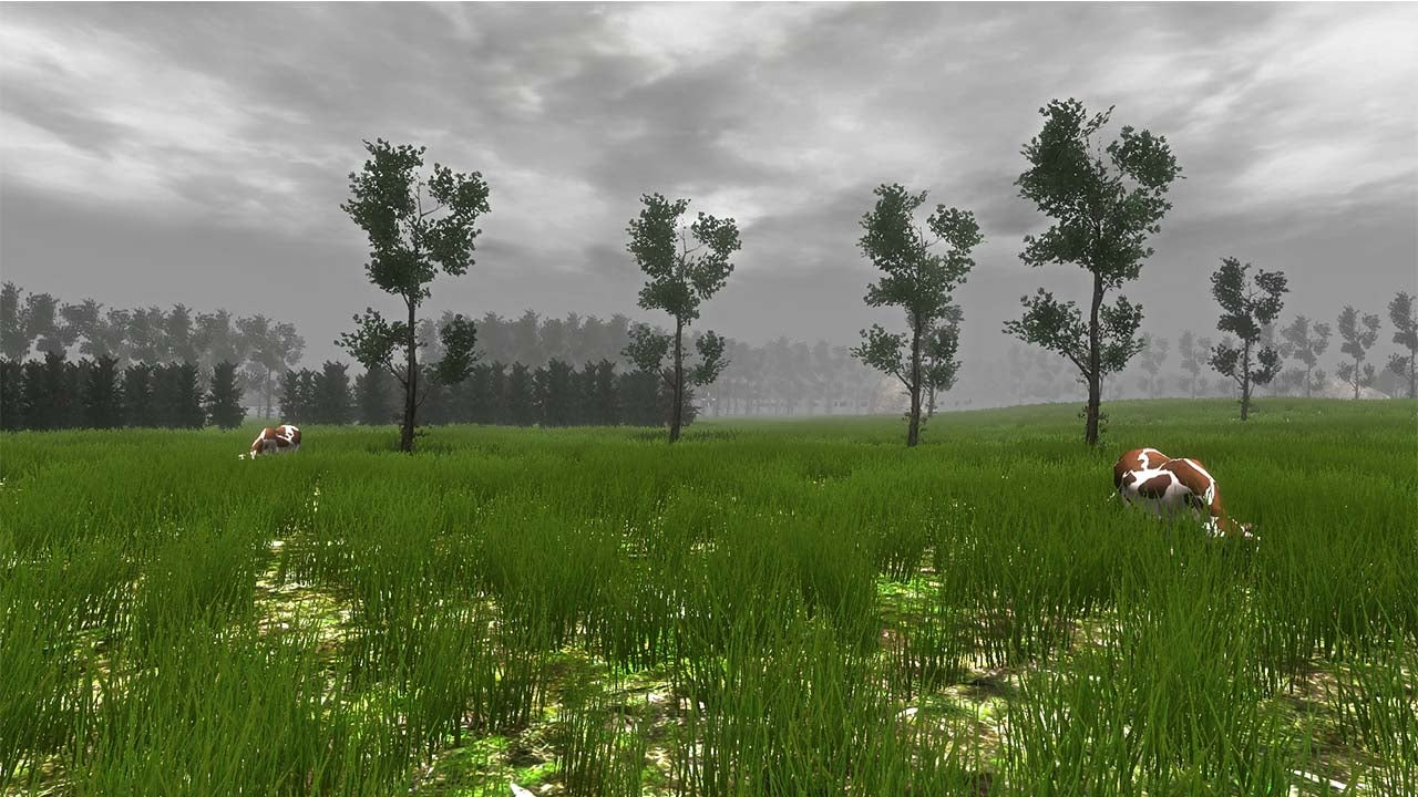 Good Job Folks, There's A Grass Simulator Now