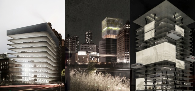 4 Parking Garages That You Wouldn't Mind Getting Lost In