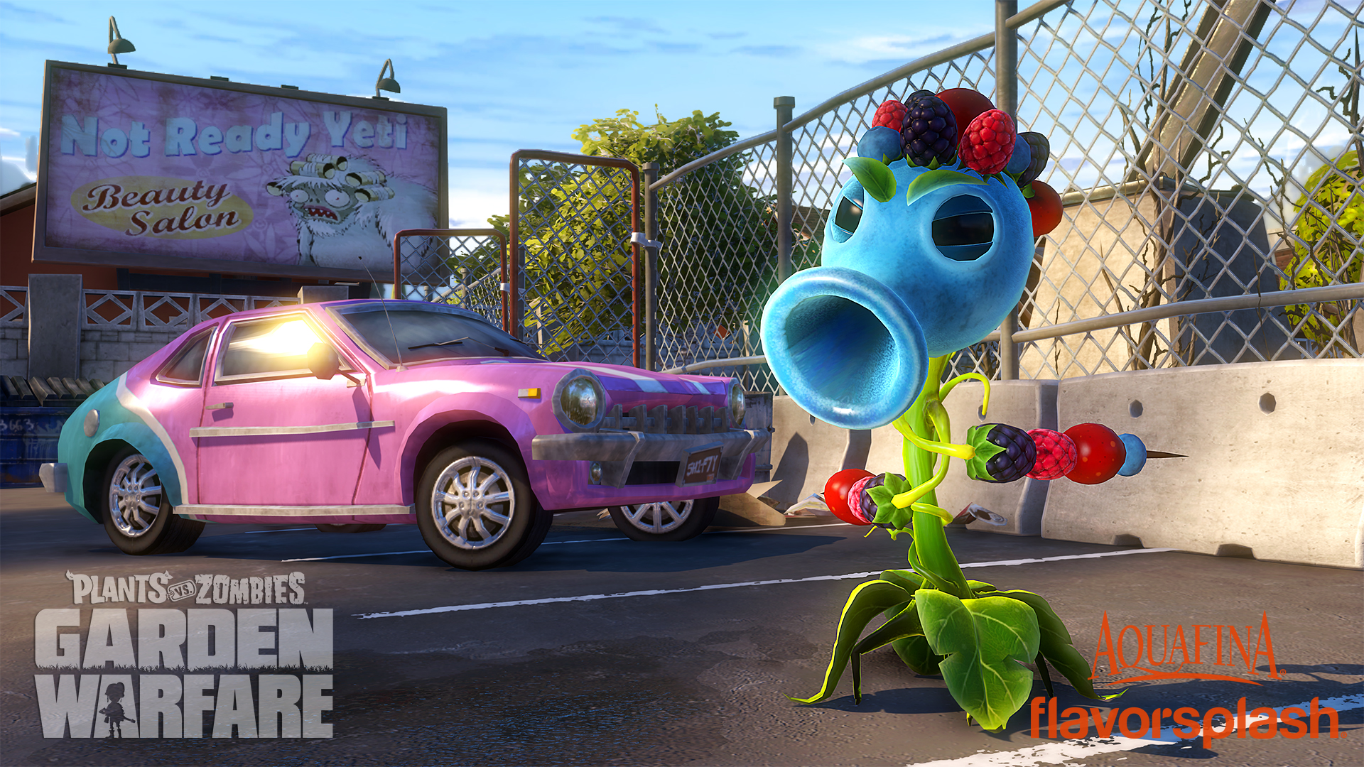 And Now Some Free Garden Warfare Content From PopCap's Sponsors