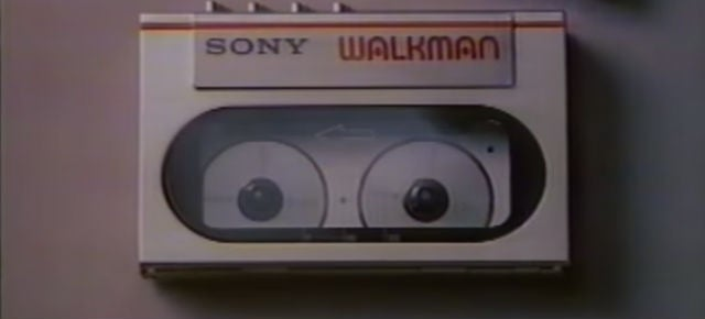 Stealing My Brother's Walkman