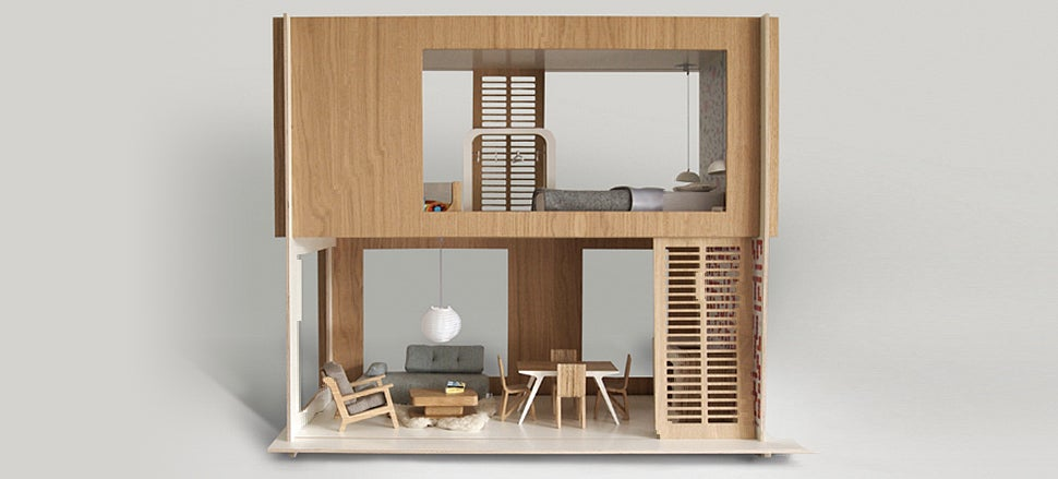 These Modern Dollhouses Are Nicer Than Your Actual Home