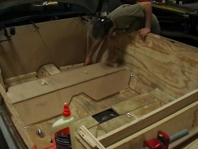 Guys transform old Cadillac into world's fastest hot tub