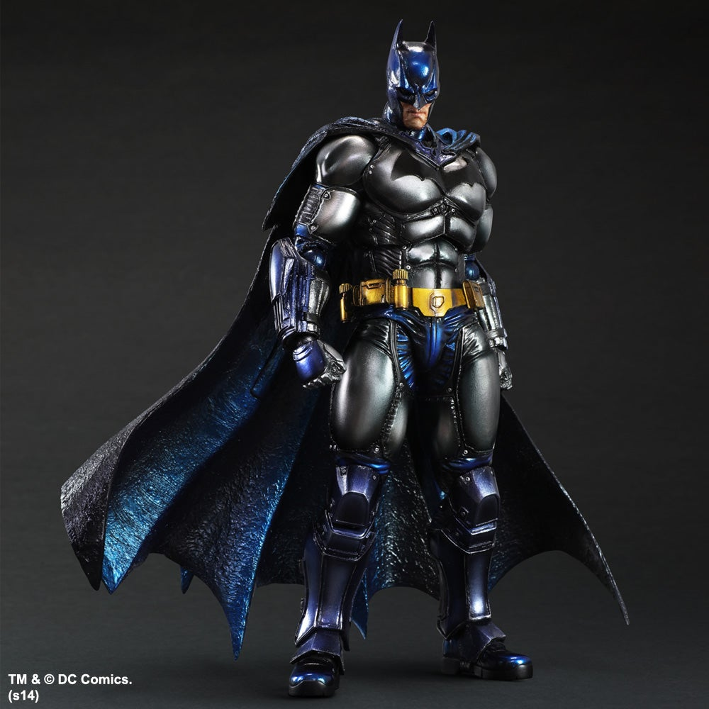 Shiny Batman Is The Square Enix Exclusive San Diego Comic-Con Deserves