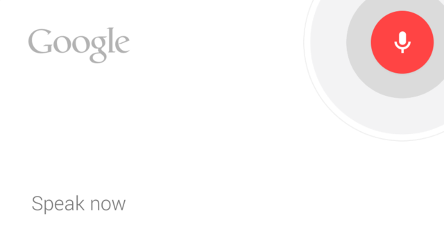 If Google Now Mishears You, Correct It With