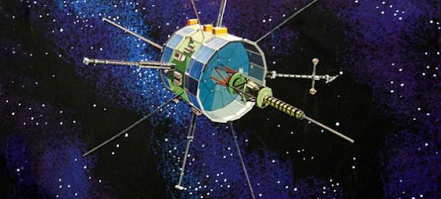 The Plan to Resurrect NASA's Long-Lost Satellite Has Failed