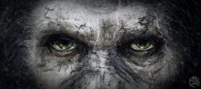 Dawn of the Planet of the Apes portraits are scarily human