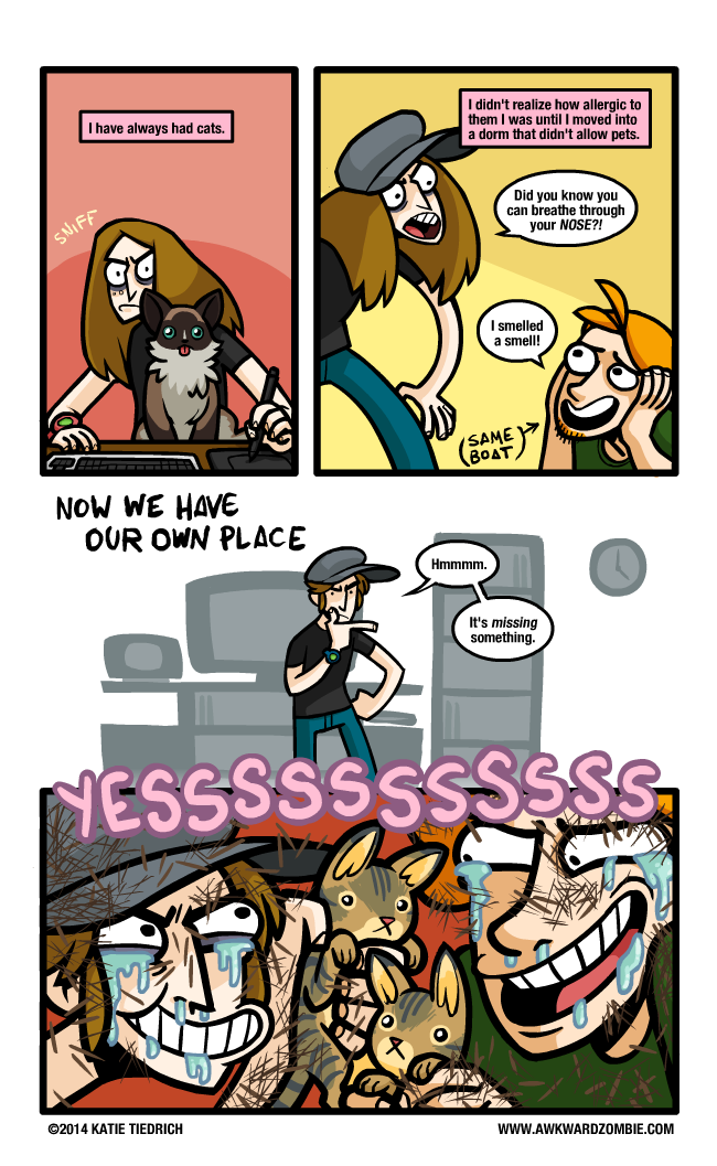 Sunday Comics: A Mortal Kombat Policy