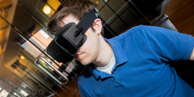 Doubling Up LCDs in VR Headsets Can Quadruple Their Pixel Density