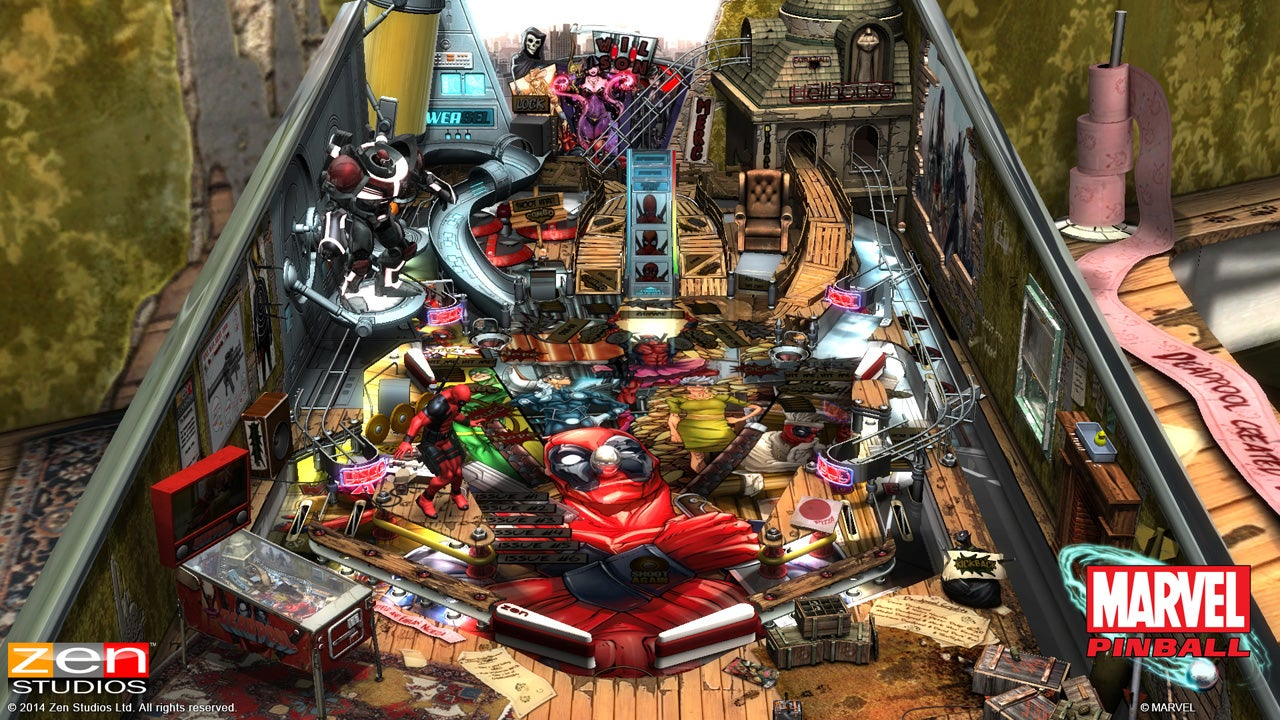 Xbox One Pinball Game Delayed For A Damn Good Reason
