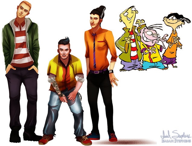 Ed, Edd n Eddy, All Grown Up
