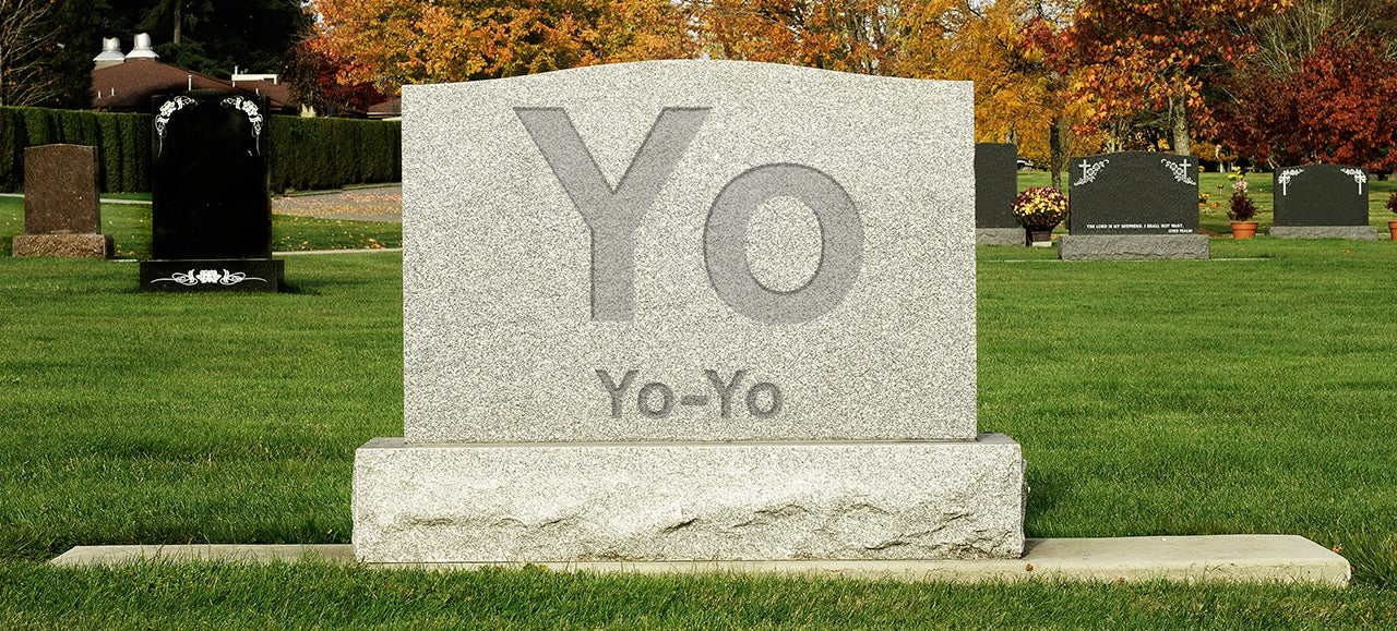 Yo Is Dead, Long Live Yo