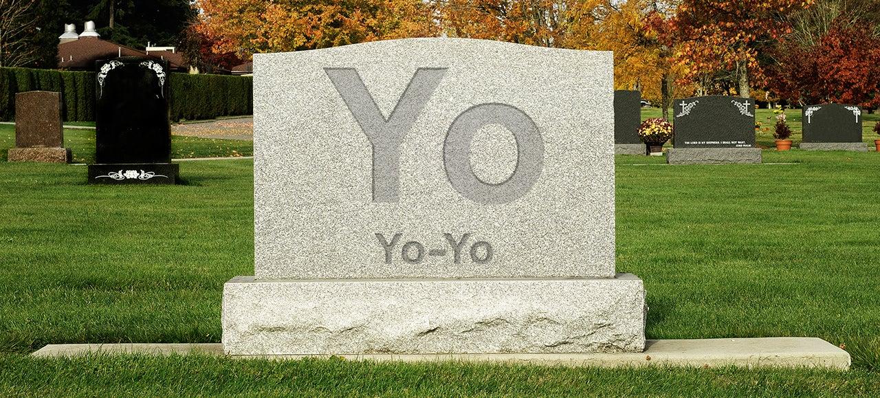 Yo Is Dead, Long Live Yo