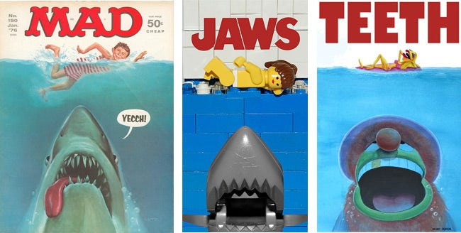 The Bizarre Story of How the Original Poster For Jaws Went Missing