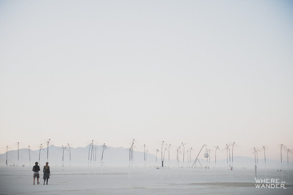 A Guide To Surviving Your First Burning Man