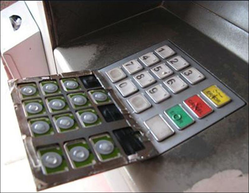 The Evolution of ATM Skimmers