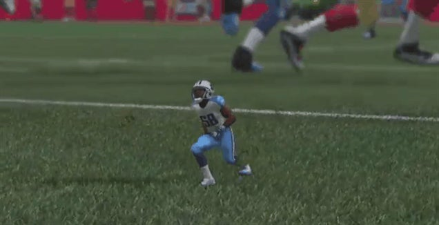Tiny Madden Player Is The Game's Cutest Little Glitch