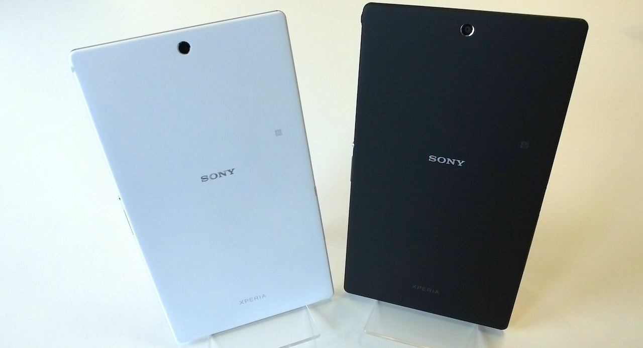 Sony Xperia Z3 Tablet Compact: So Light You'll Forget You're Holding It