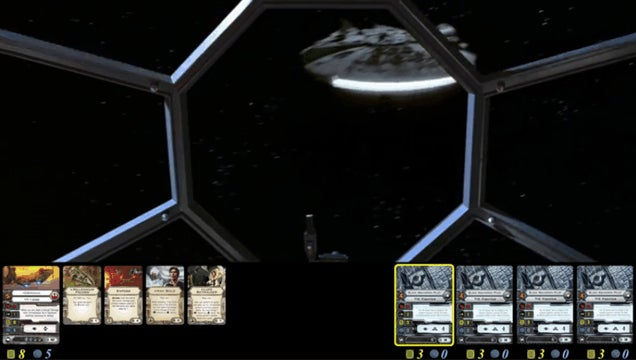 Idea: Resolve Star Wars Battles With Game Rules