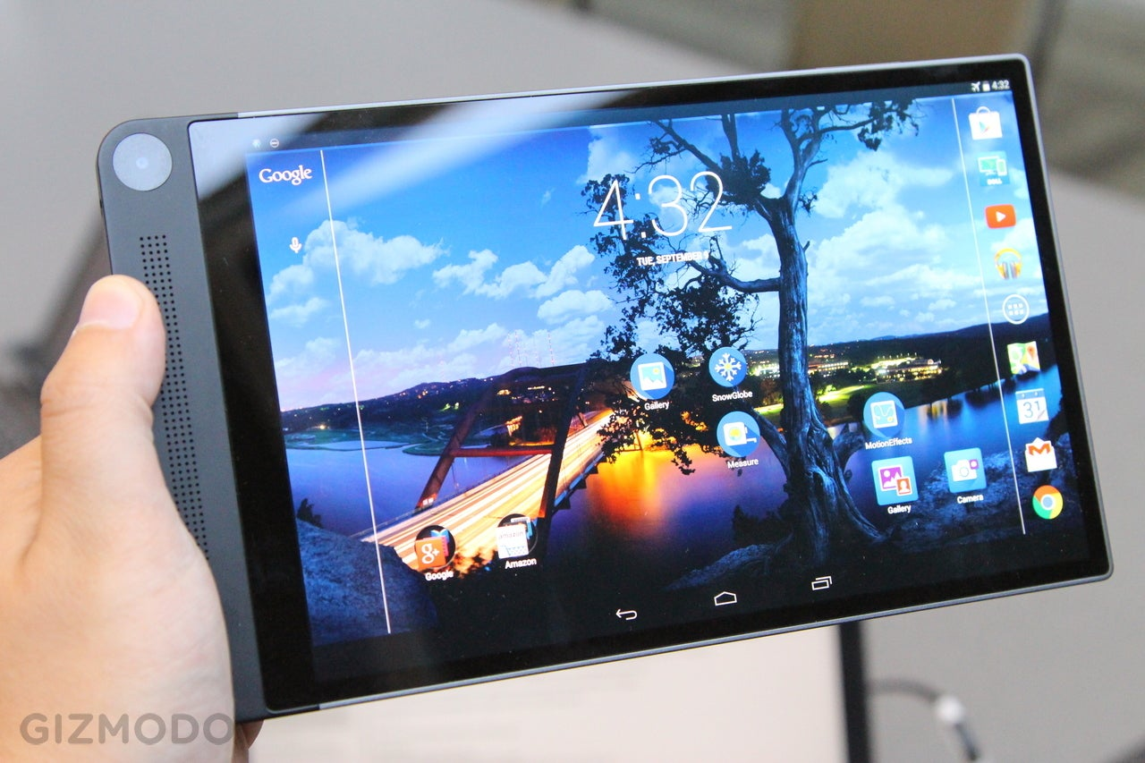 While You Weren't Looking, Dell Announced A Crazy Futuristic Tablet