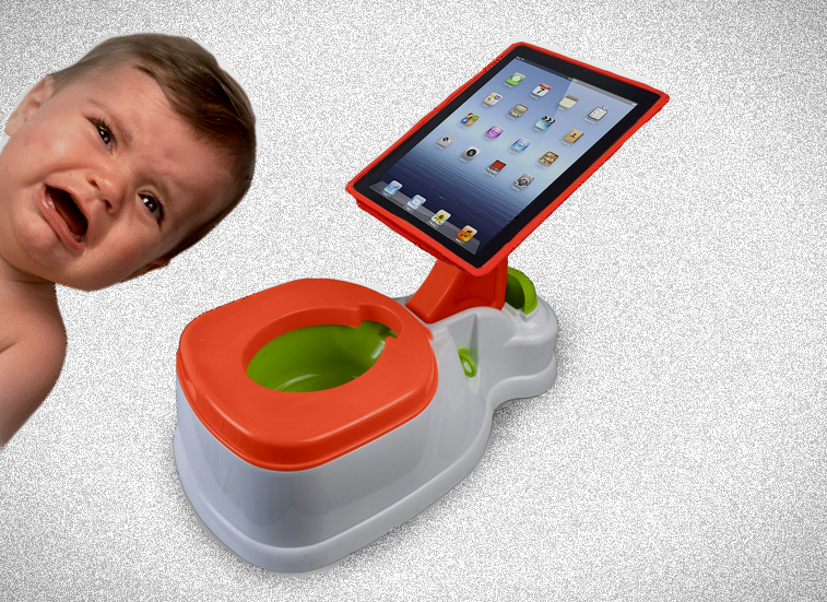 The Evolution Of Potty Training Tech