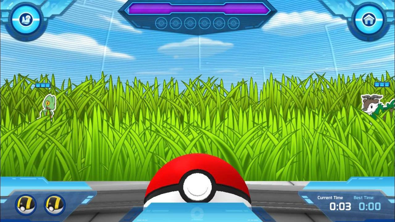 The Pokémon Company Welcomes iOS Campers To Camp Pokémon