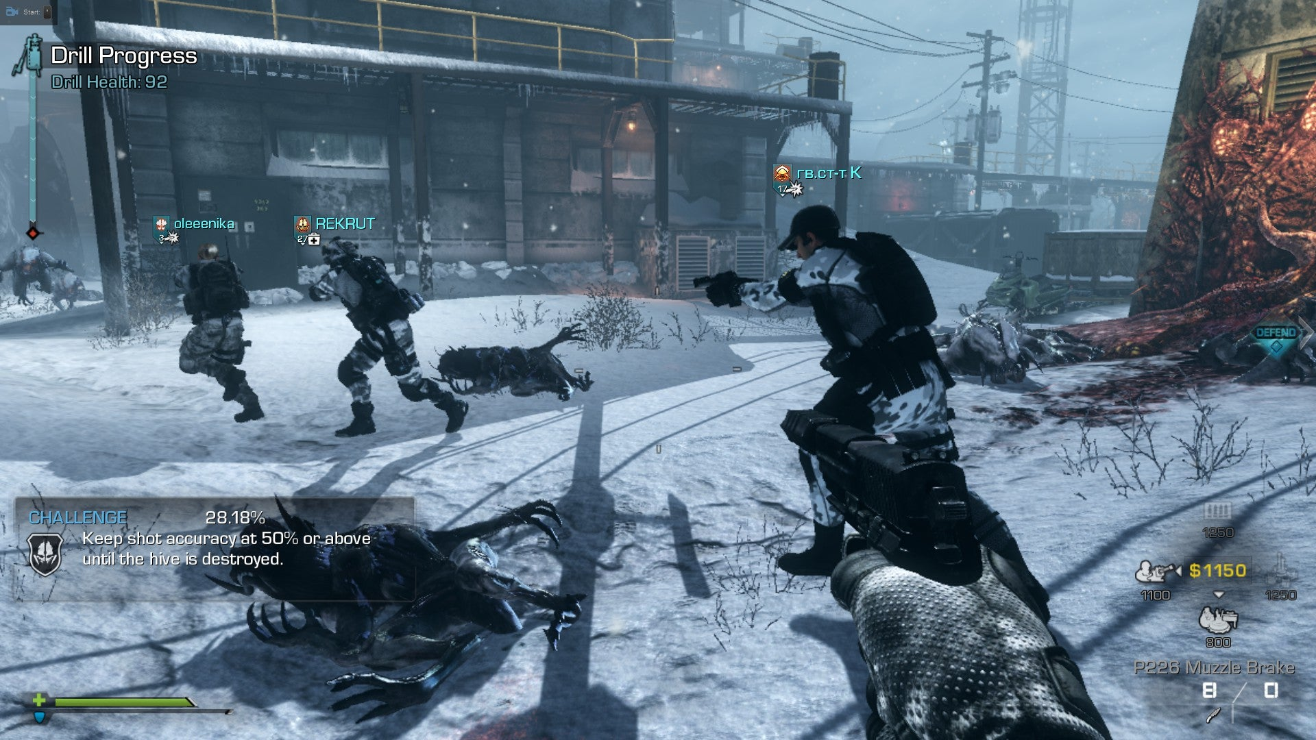 There's A Great Game Buried Deep Inside Of Call of Duty: Ghosts