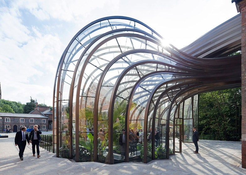 Bombay's Crazy New Distillery Looks Like It Was Inspired By Its Bottles
