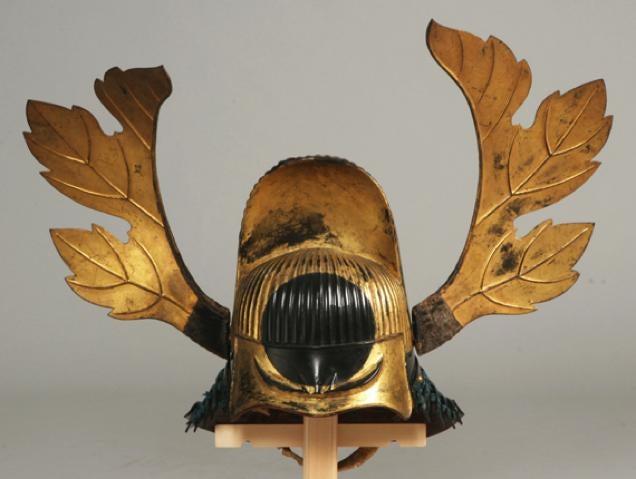 Japan's Wonderfully Strange Samurai Helmets