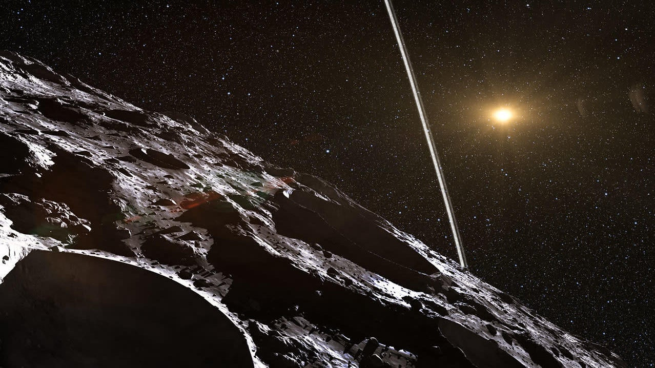 Astronomers Think They Have Found A Whole Population Of Rocks From Outside The Solar System