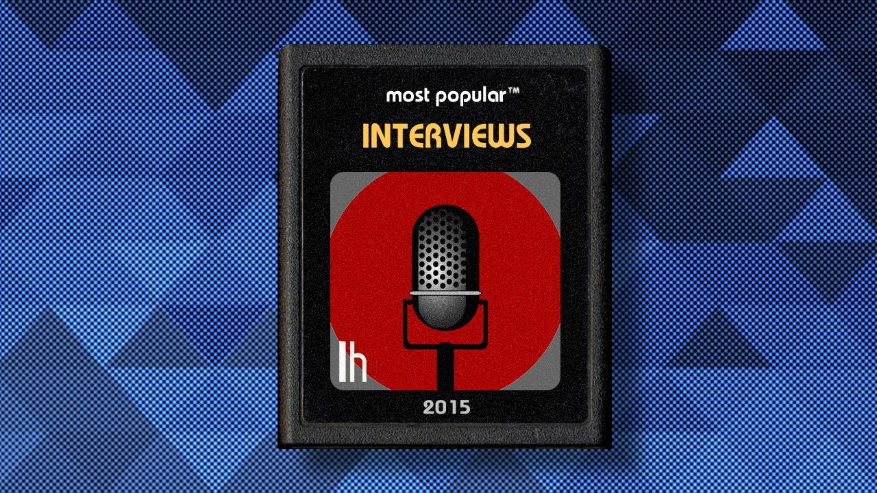 Most Popular Interviews of 2015