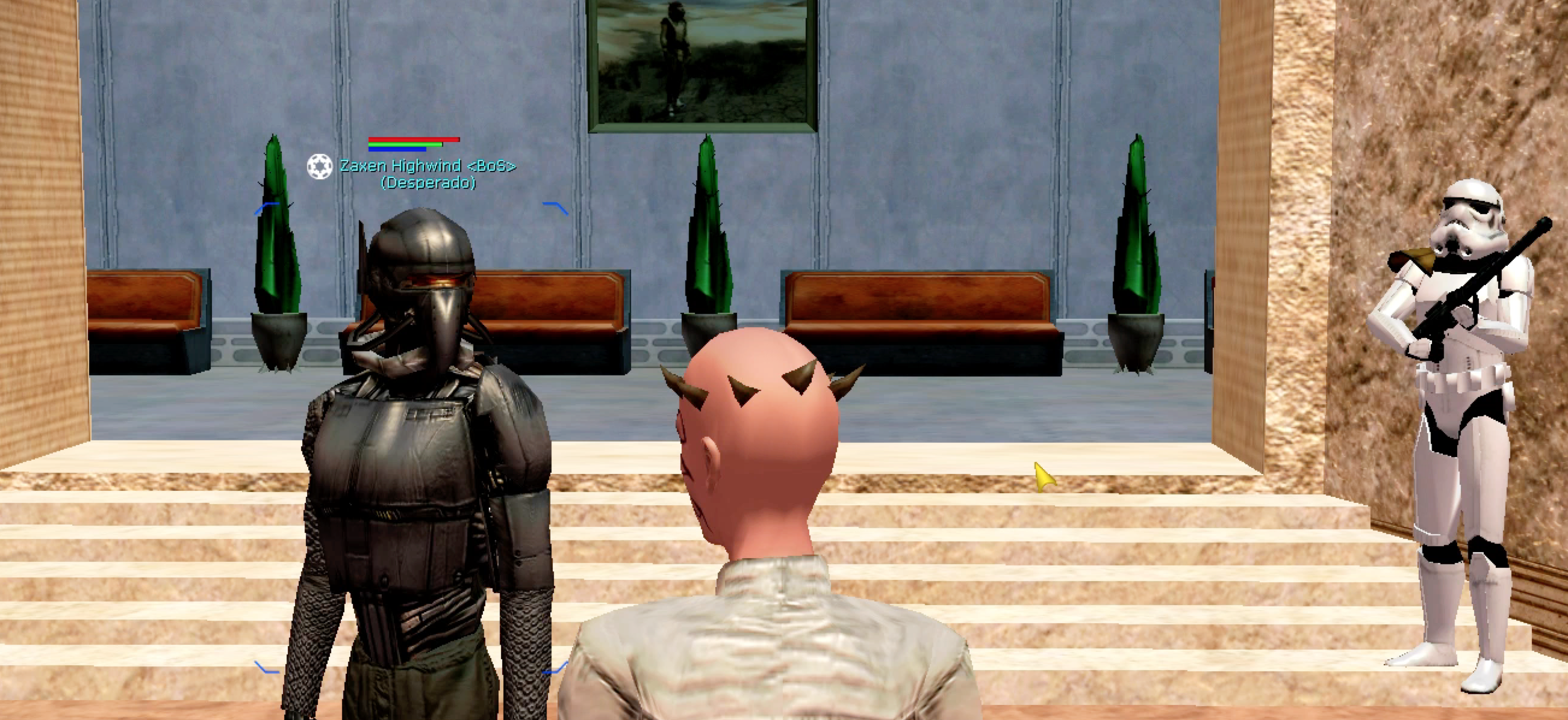 star wars galaxies is dead but these people are keeping it alive