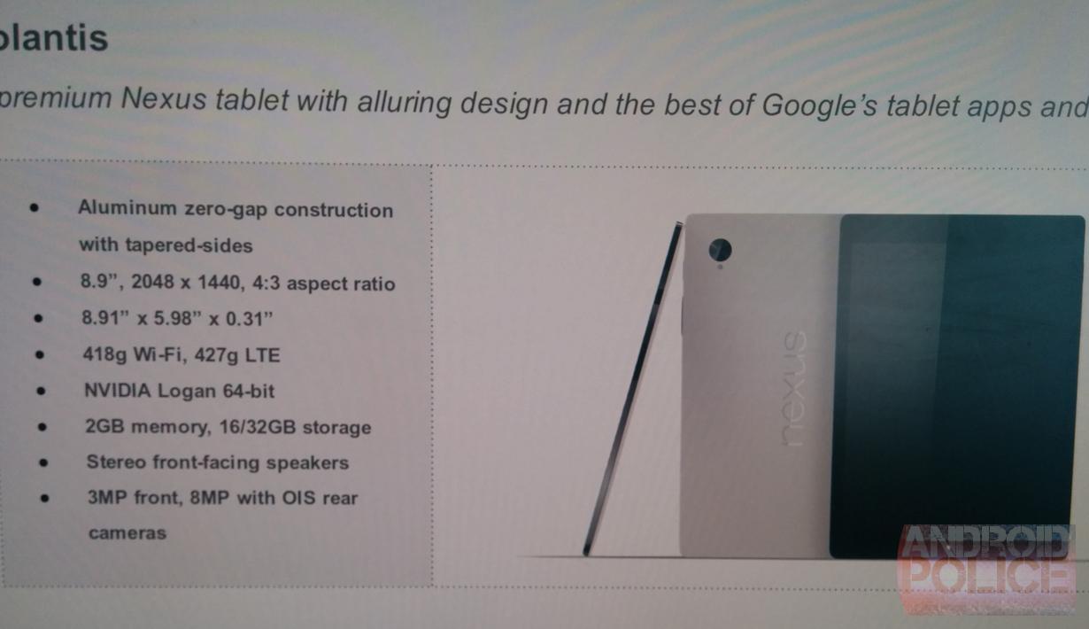 Nexus 9 Rumour Roundup: Everything We Think We Know
