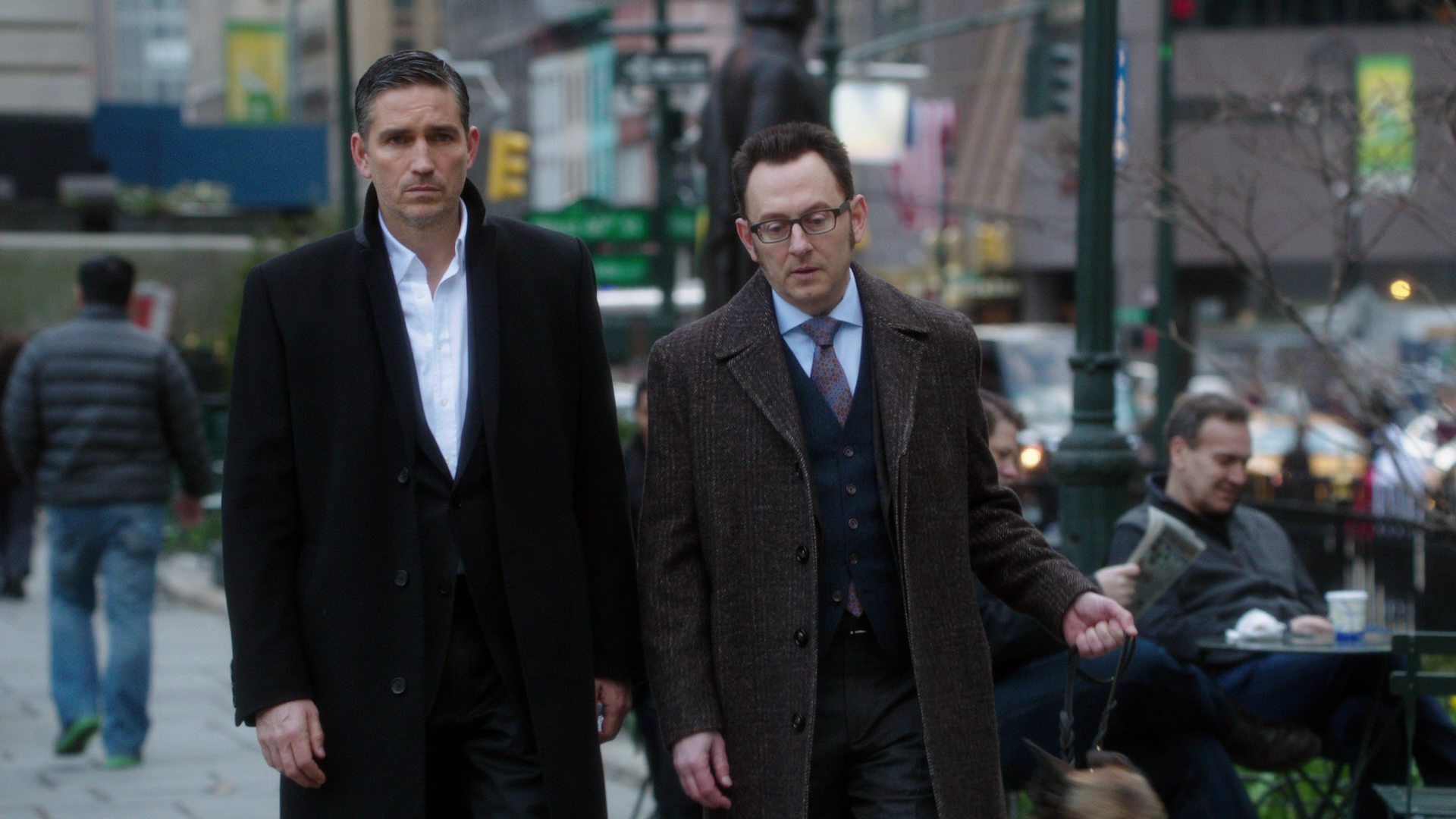 Person of Interest's Final Villains Are Mark Zuckerberg and Isaac Asimov