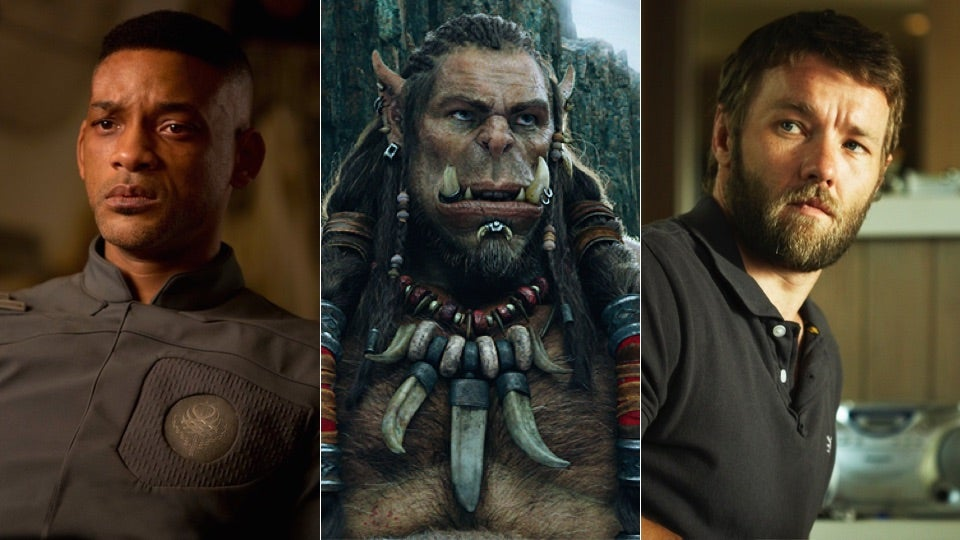Will Smith and Joel Edgerton Will Play Orc Cops in a Movie That Is Inexplicably Not Titled Orc Cops