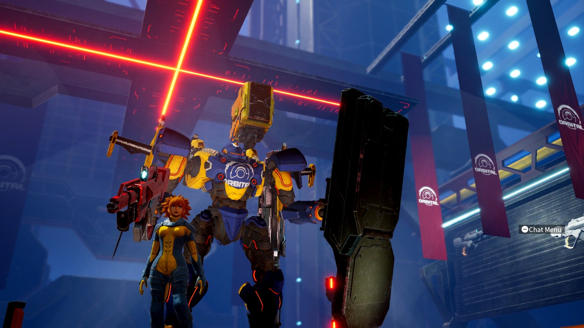Daemon X Machina's Flashy Mech Gameplay In Action