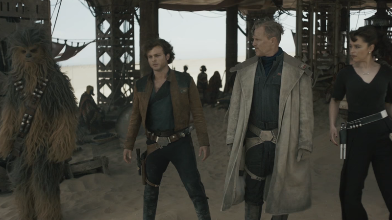 Everything You Need To Know AboutSolo: A Star Wars Story