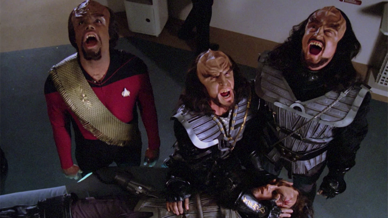 Everything You Need To Know About The Klingons, Star Trek's Ever-Changing Space Warriors