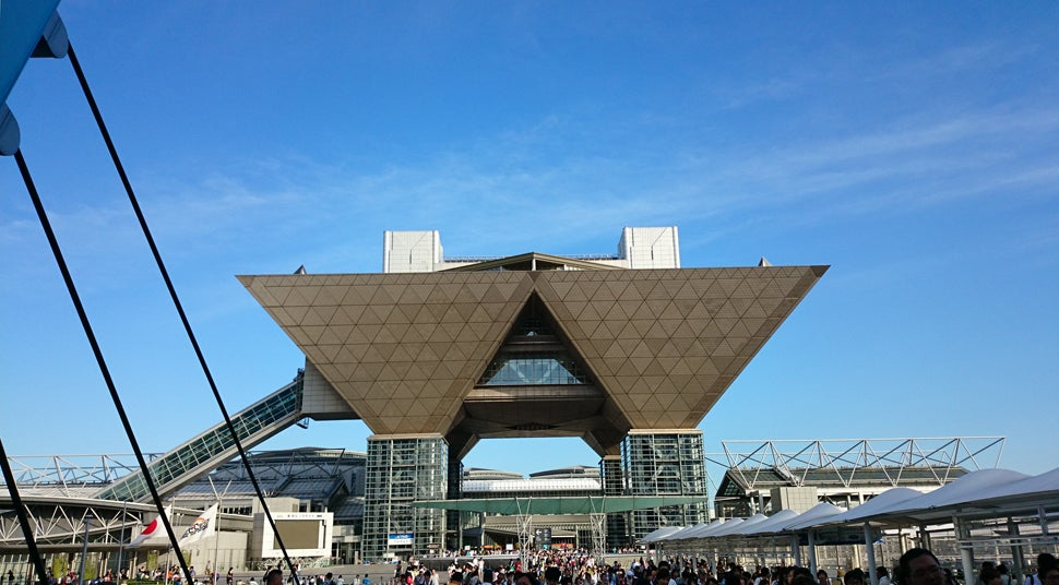 Japan's Indie Comic Event is Full of Myths and Legends