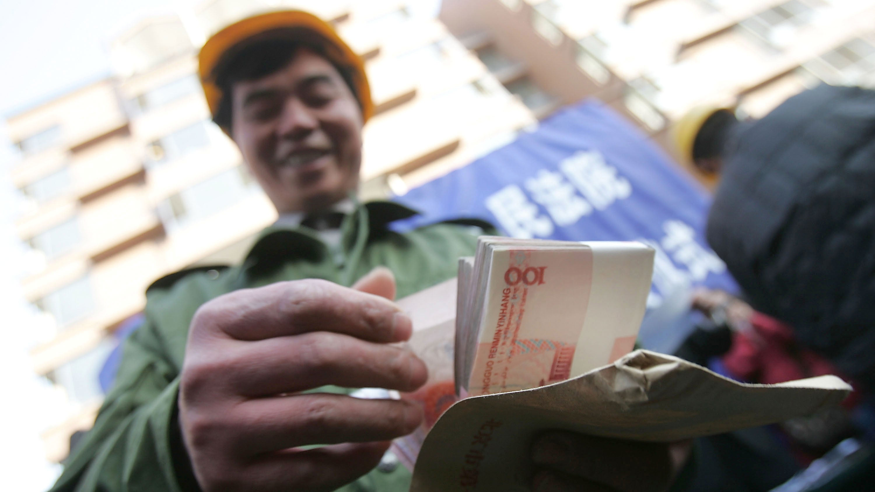 Chinese Province Spent International Workers' Day Shaming People With Debts