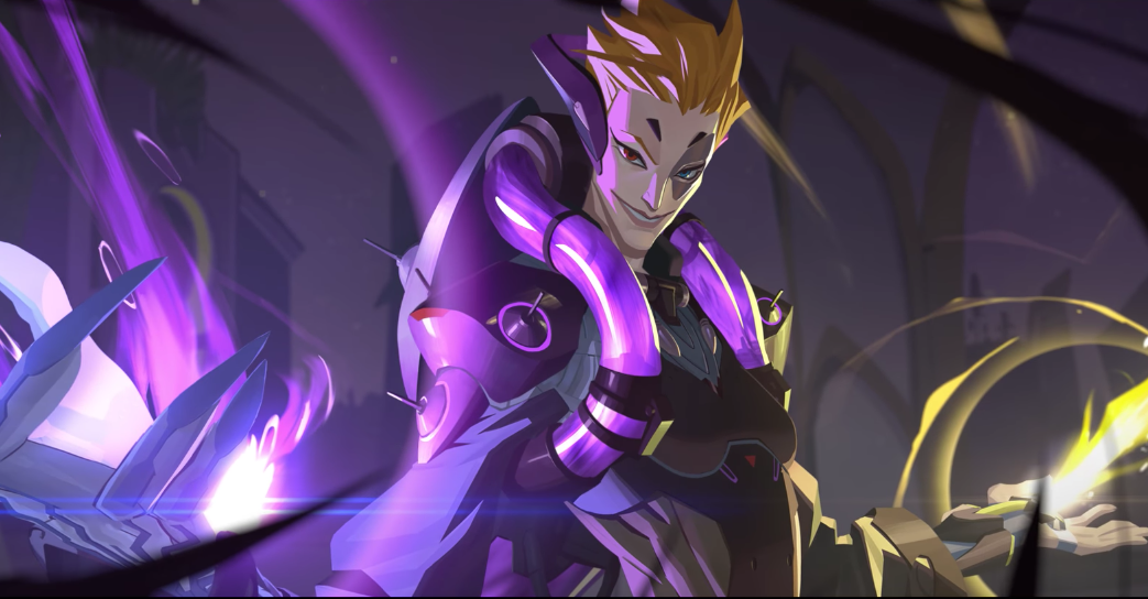 Overwatch Players Are Actually Embracing Moira