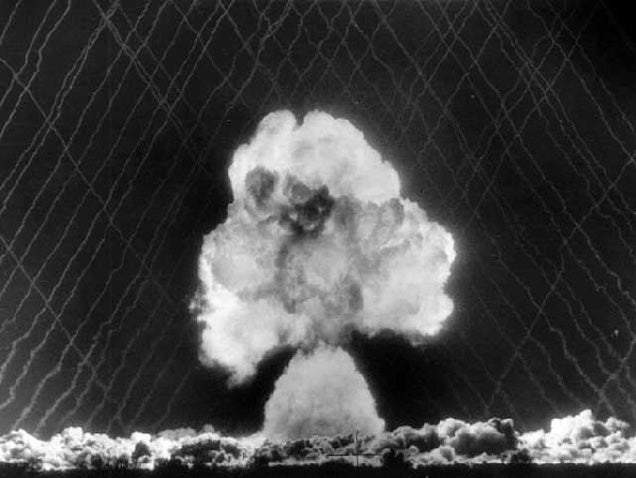 Filming Monster Atomic Blasts Requires Monster Cameras