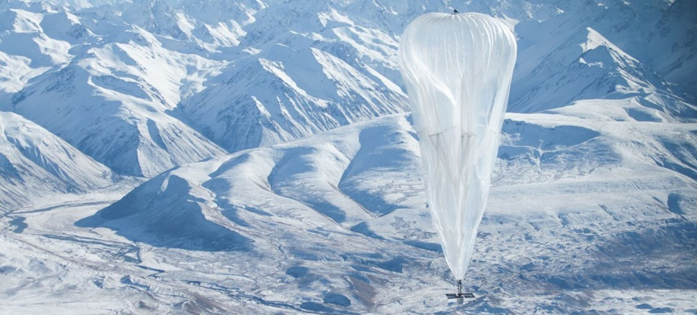 Google's Project Loon Will Be Tested By Real Carriers This Year