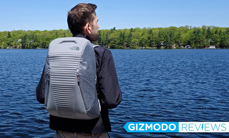 This North Face Backpack Is Ideal For Your Hike to Work but Not Up a Mountain