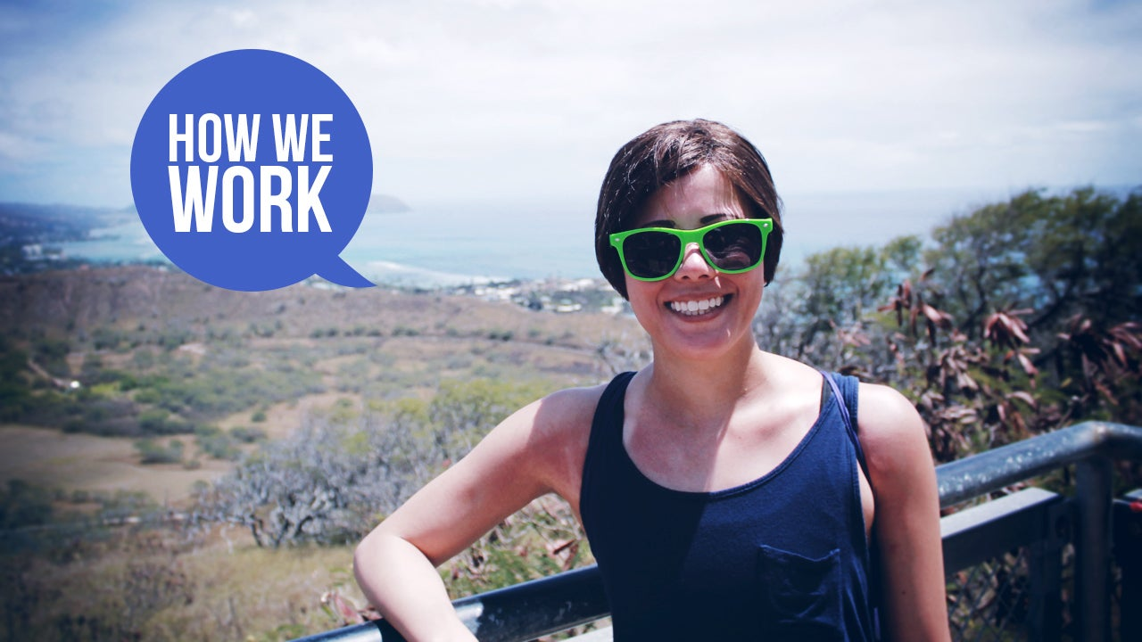 How We Work, 2016: Heather Yamada-Hosley's Gear and Productivity Tips