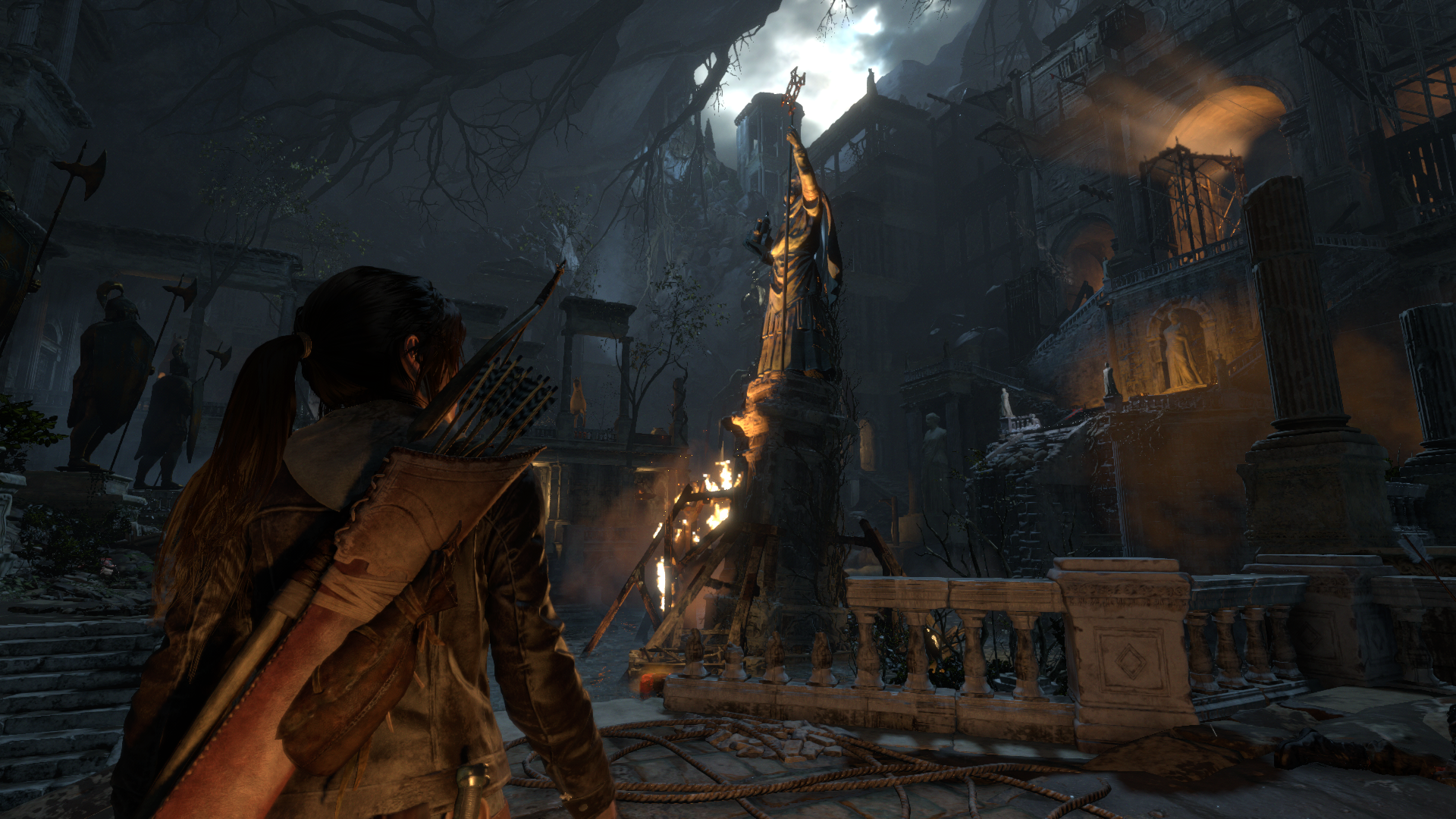 Lara Croft Is The Worst Thing About Rise of the Tomb Raider