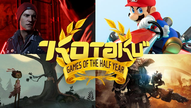 The Best Games Of 2014 So Far