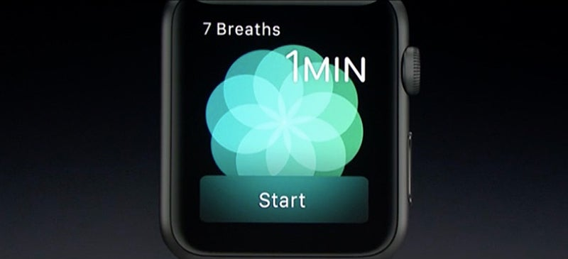 Apple Thinks You Should Breathe More, Sponsored By Deepak Chopra
