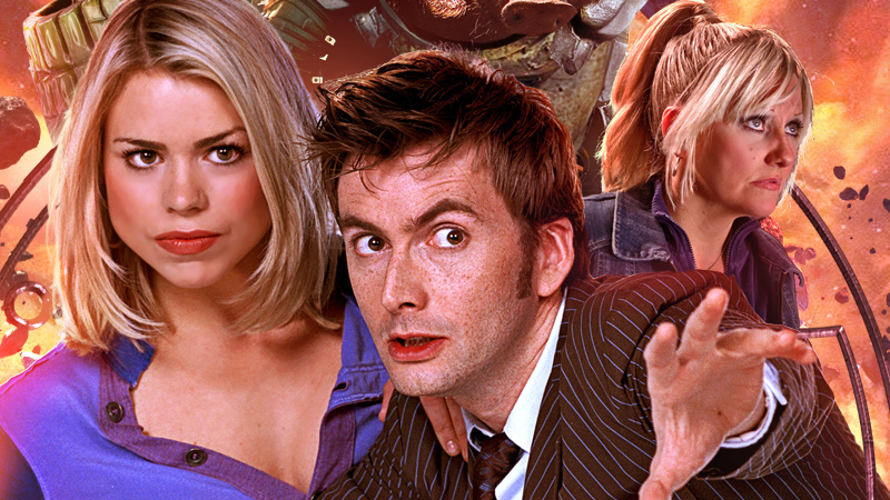 The Tenth Doctor And Rose Tyler Are Back For A Brand New Series Of Audio Adventures